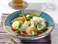 Garnelen-Fisch-Curry