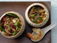 Garnelen-Gemüse-Topf Rezept