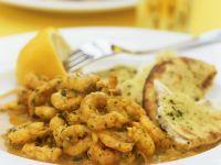 Garnelen in Currysauce Rezept