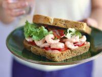 Garnelen-Sandwich Rezept