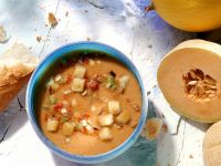 Gazpacho mit Honigmelone Rezept