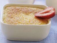 Gebackene Vanillecreme Rezept