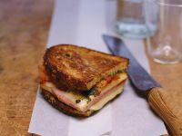 Gebackenes Sandwich Rezept