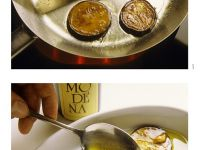Gebratene Auberginen Rezept