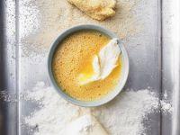 Gebratener Mozzarella Rezept