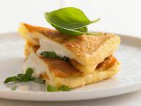 Gebratenes Käse-Sandwich Rezept