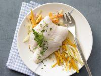 Gedünstetes Fischfilet Rezept