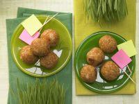 Geflügel-Bulgur-Bällchen Kicker Rezept