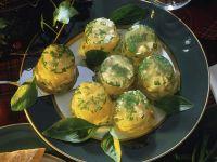 Geflügel-Schalotten-Sülze Rezept