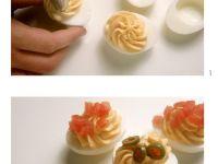 Gefüllte Eier Rezept
