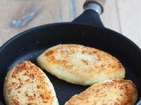 Gefüllte Kartoffeltaler Rezept