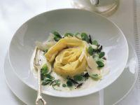Gefüllte Teigrolle auf Südtiroler-Art Rezept