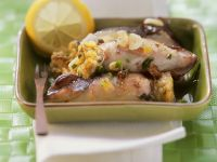 Gefüllte Tintenfische Rezept