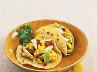 Gefüllte Tortillas Rezept