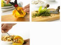 Gefüllte Zucchiniblüen Rezept