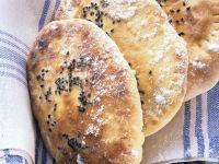 Gefülltes indisches Naan-Brot Rezept