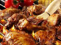 Gegrillte Hähnchenflügel Rezept