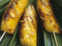 Gegrillte Honig-Ananas Rezept