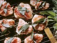 Gegrillte Saltimbocca Rezept