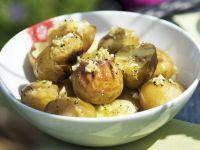 Gegrillte Zitronen-Kartoffeln Rezept