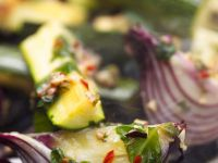 Gegrilltes Gemüse Rezept
