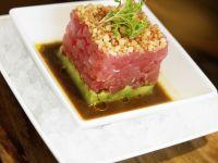 Gehackter Thunfisch mit Avocado Rezept
