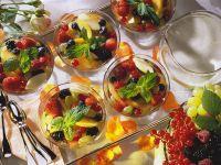 Gelee mit Früchten Rezept
