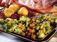 Gemischte Gemüseplatte Rezept