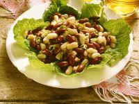 Gemischter Bohnensalat Rezept