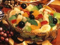 Gemischter Fruchtsalat Rezept