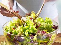 Gemischter Salat Rezept