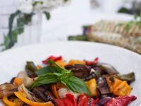 Gemüse aus dem Ofen Rezept