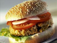 Gemüse-Burger