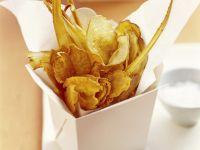 Gemüse-Chips Rezept