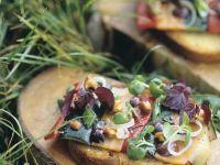 Gemüse-Crostini Rezept