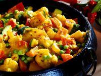 Gemüse-Curry Rezept