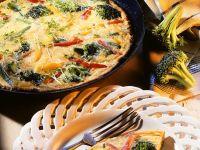 Gemüse-Frittata Rezept
