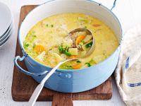 Gemüse-Hackfleisch-Suppe Rezept