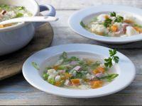 Gemüse-Kassler-Eintopf Rezept
