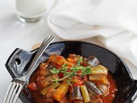 Gemüse-Lammeintopf Rezept