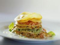 Gemüse-Lasagne-Türmchen Rezept