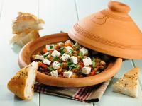 Gemüse mit Feta Rezept