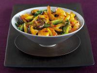 rucola gurken suppe mit garnelen rezept eat smarter. Black Bedroom Furniture Sets. Home Design Ideas