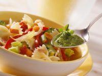 Gemüse-Nudeln Rezept