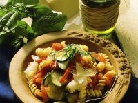 Gemüse-Nudelsalat Rezept