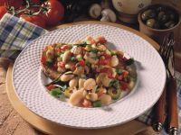 Gemüse-Ratatouille Rezept