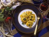 Gemüse-Ravioli Rezept