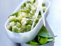 Gemüse-Reissalat Rezept