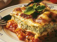Gemüse-Ricotta-Lasagne Rezept