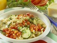 Gemüse-Risotto Rezept